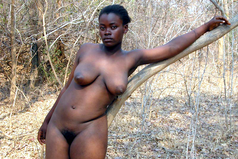African tribe women fully naked