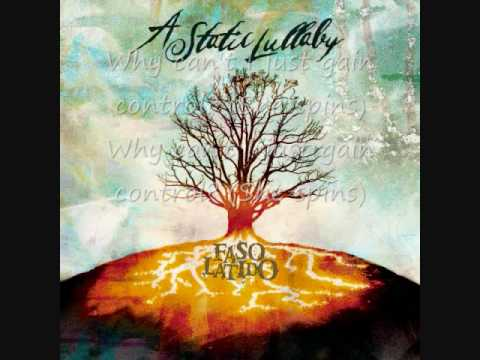 A static lullaby youtube