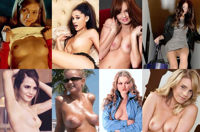 Nude female celebrity pictures