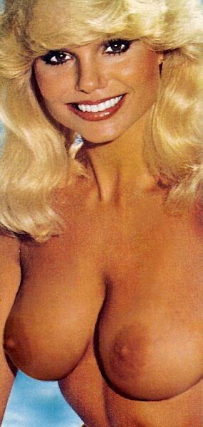 Loni anderson topless