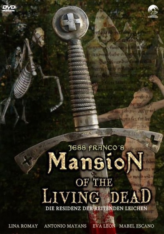 Mansion of the living dead 1985